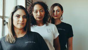 three women 300x169 - three women
